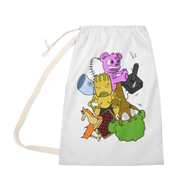 Boom-Box Clap! Accessories Bag by Shadeprint's Artist Shop