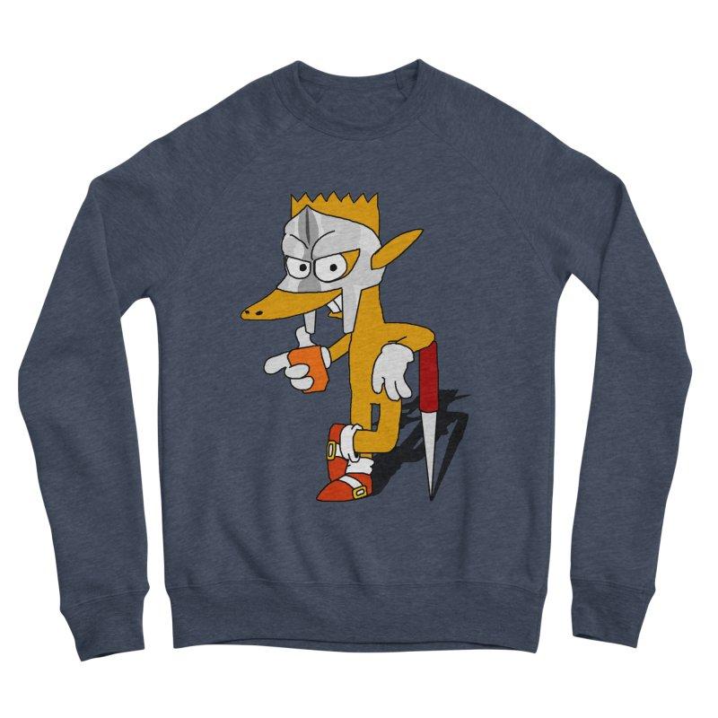 Lil' Qurt Women's Sponge Fleece Sweatshirt by Shadeprint's Artist Shop