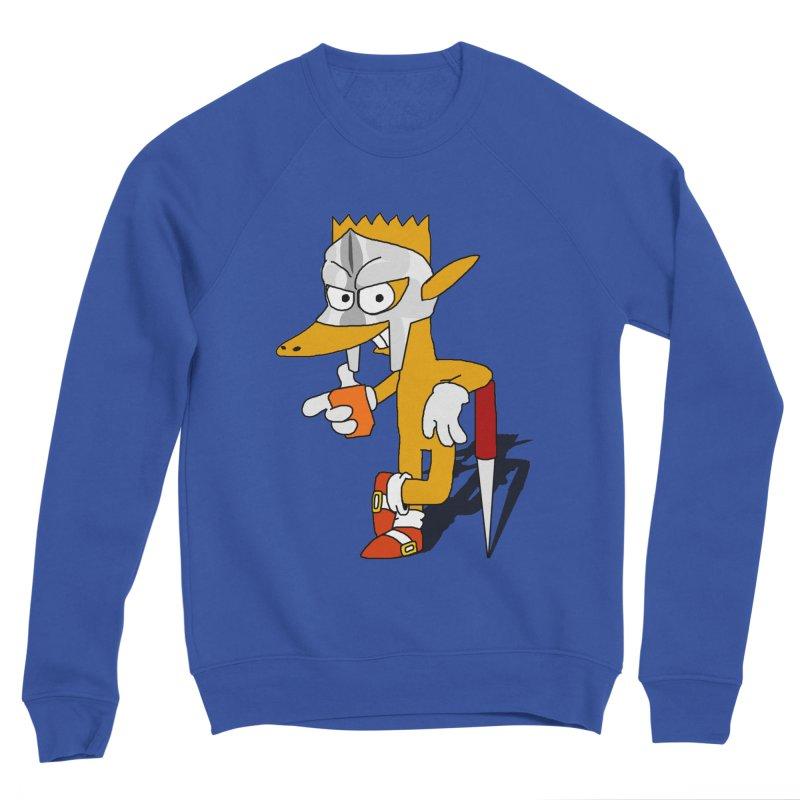 Lil' Qurt Men's Sponge Fleece Sweatshirt by Shadeprint's Artist Shop