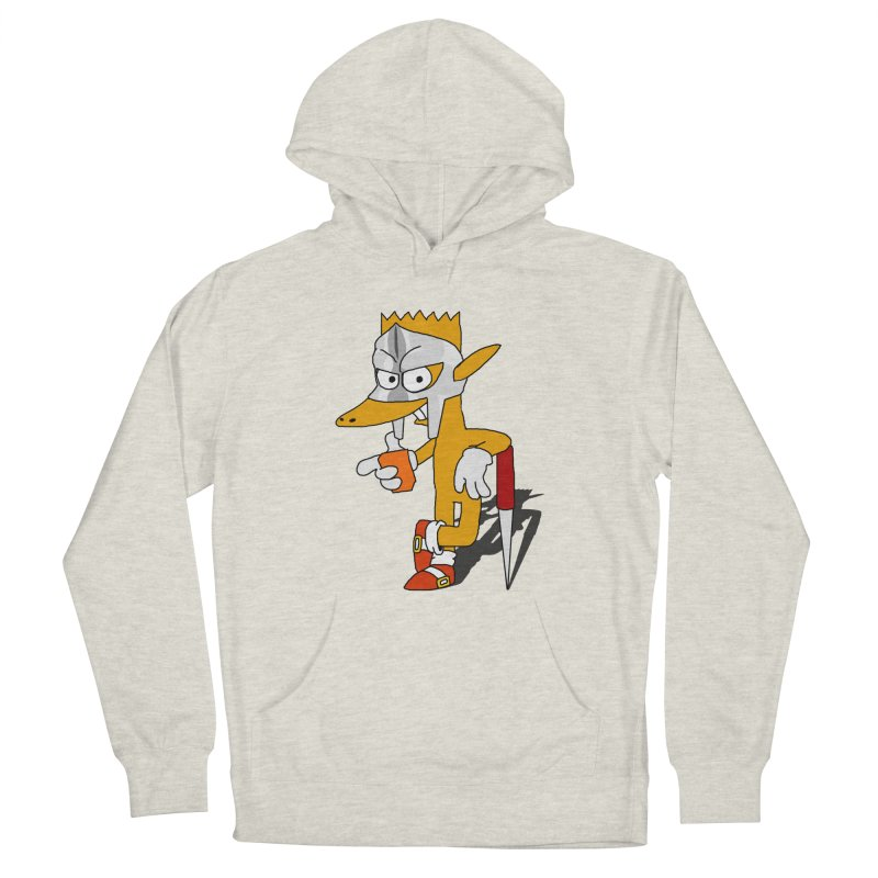 Lil' Qurt Men's Pullover Hoody by SHADEPRINT.DESIGN
