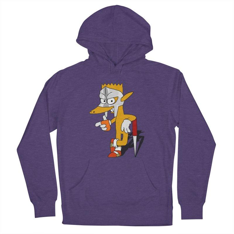 Lil' Qurt Men's Pullover Hoody by Shadeprint's Artist Shop