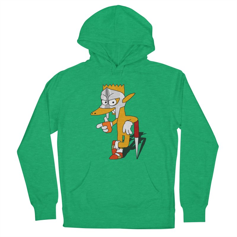 Lil' Qurt Men's Pullover Hoody by Shadeprint's Artist Shop
