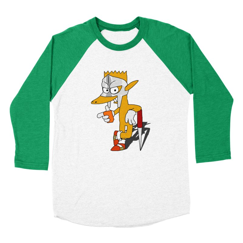Lil' Qurt Men's Longsleeve T-Shirt by SHADEPRINT.DESIGN