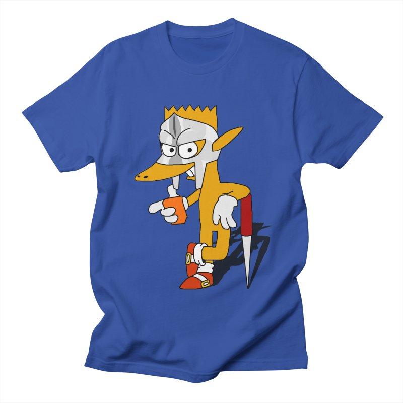 Lil' Qurt Men's T-Shirt by Shadeprint's Artist Shop