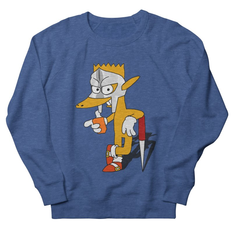 Lil' Qurt Men's Sweatshirt by Shadeprint's Artist Shop