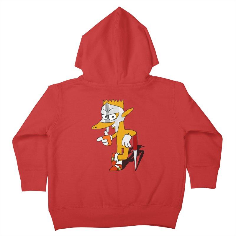 Lil' Qurt Kids Toddler Zip-Up Hoody by Shadeprint's Artist Shop