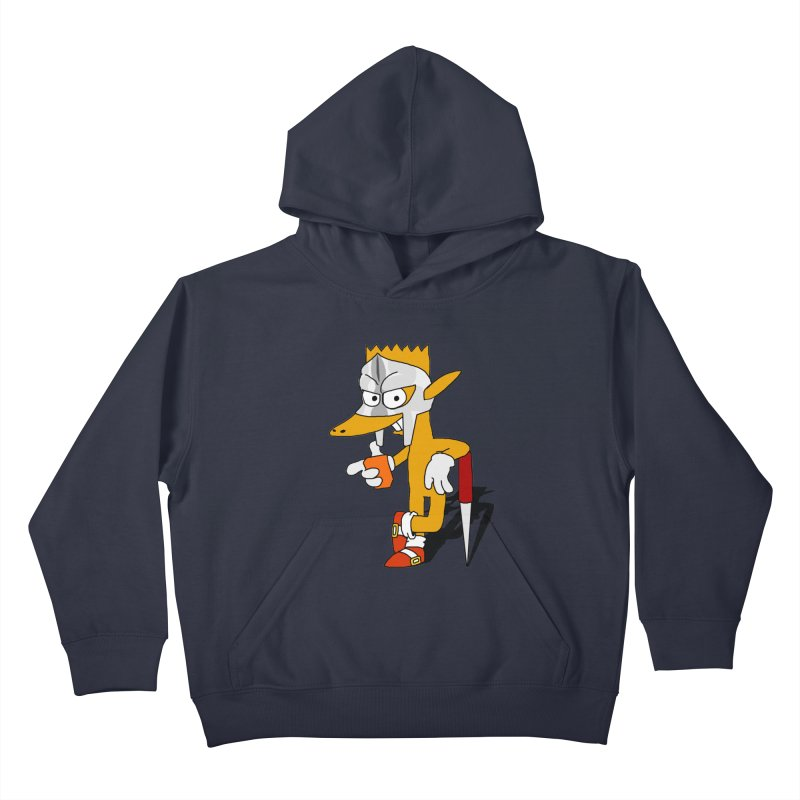 Lil' Qurt Kids Pullover Hoody by Shadeprint's Artist Shop