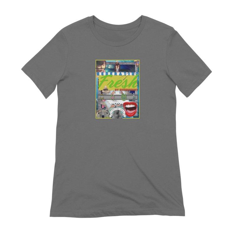 GENERATION Fresh! Women's T-Shirt by Shadeprint's Artist Shop