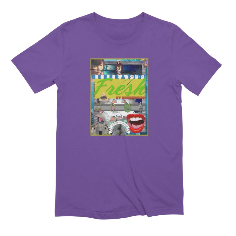 GENERATION Fresh! Men's T-Shirt by Shadeprint's Artist Shop