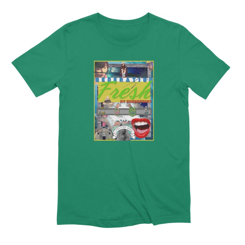 GENERATION Fresh! Men's Extra Soft T-Shirt by Shadeprint's Artist Shop