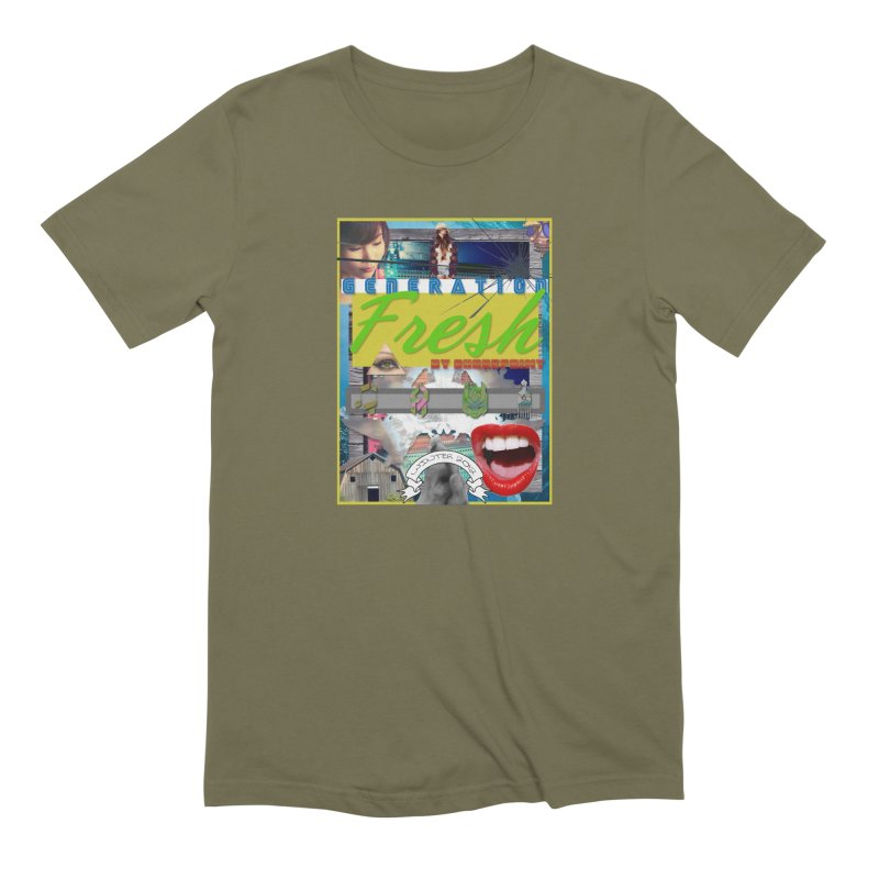 GENERATION Fresh! Men's Extra Soft T-Shirt by Shadeprint's Artist Shop