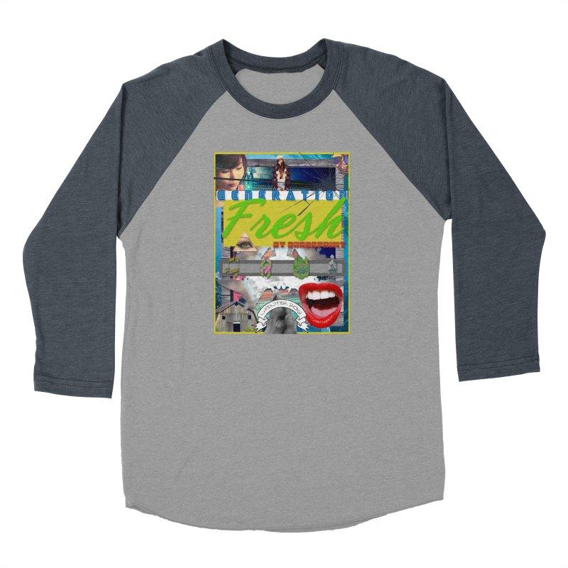 GENERATION Fresh! Men's Longsleeve T-Shirt by Shadeprint's Artist Shop