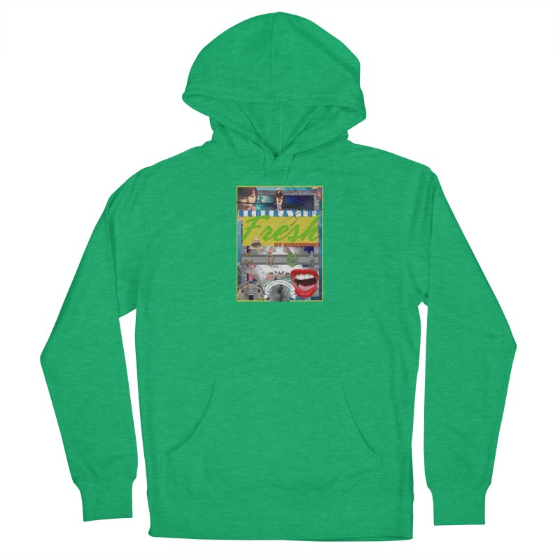 GENERATION Fresh! Men's Pullover Hoody by SHADEPRINT.DESIGN