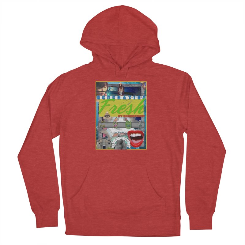 GENERATION Fresh! Women's Pullover Hoody by Shadeprint's Artist Shop