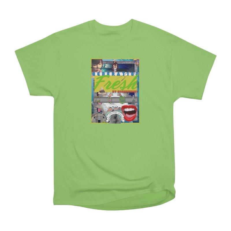 GENERATION Fresh! Men's Heavyweight T-Shirt by Shadeprint's Artist Shop