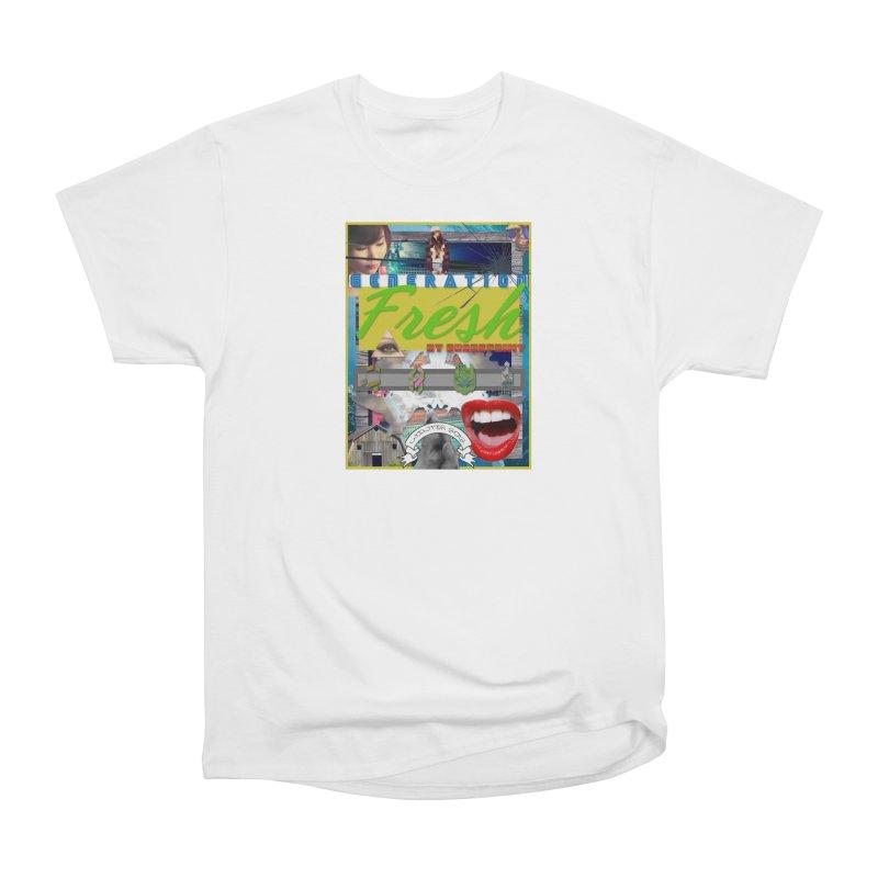 GENERATION Fresh! Women's Heavyweight Unisex T-Shirt by Shadeprint's Artist Shop