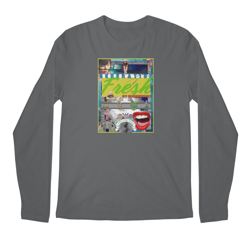 GENERATION Fresh! Men's Regular Longsleeve T-Shirt by Shadeprint's Artist Shop