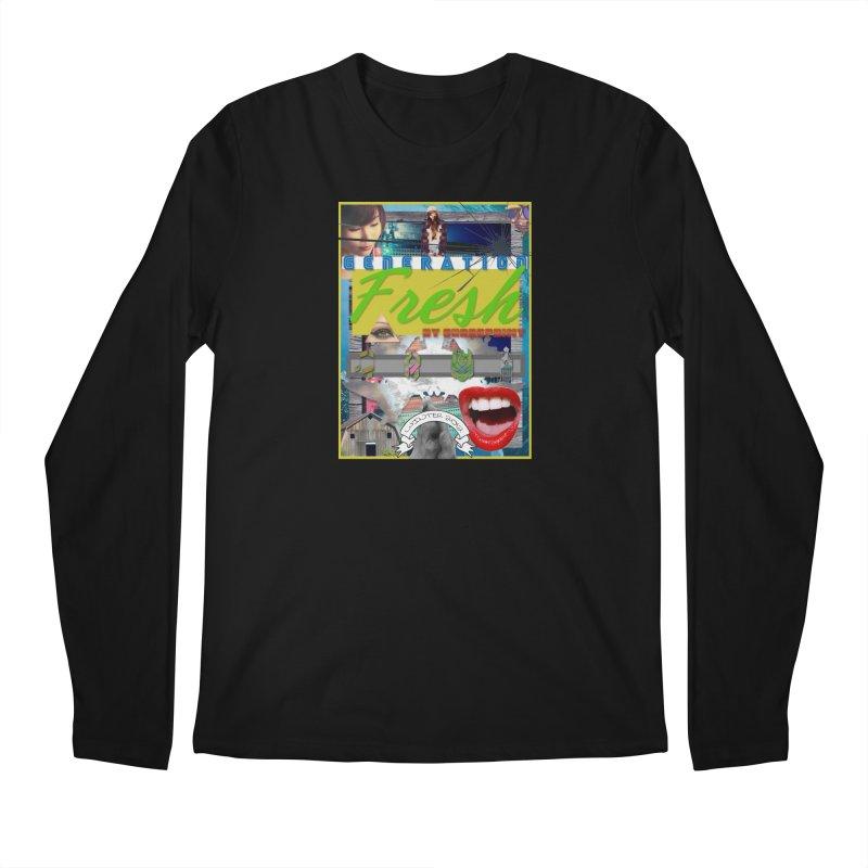 GENERATION Fresh! Men's Regular Longsleeve T-Shirt by Shadeprint's Artist Shop