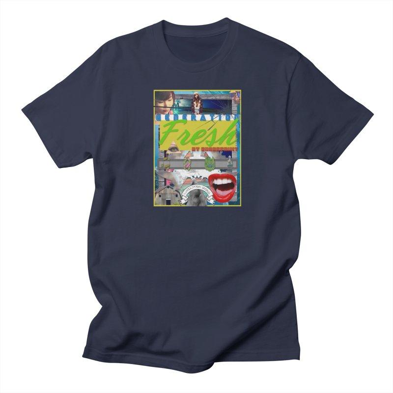GENERATION Fresh! Men's T-Shirt by SHADEPRINT.DESIGN