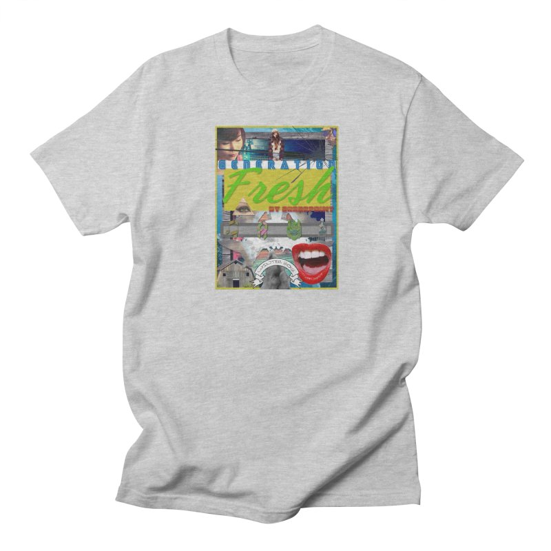 GENERATION Fresh! Men's T-Shirt by Shadeprint's Artist Shop