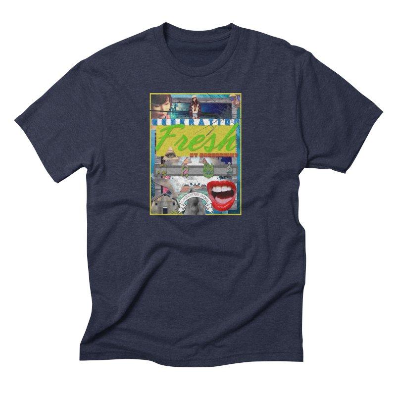GENERATION Fresh! Men's Triblend T-Shirt by Shadeprint's Artist Shop