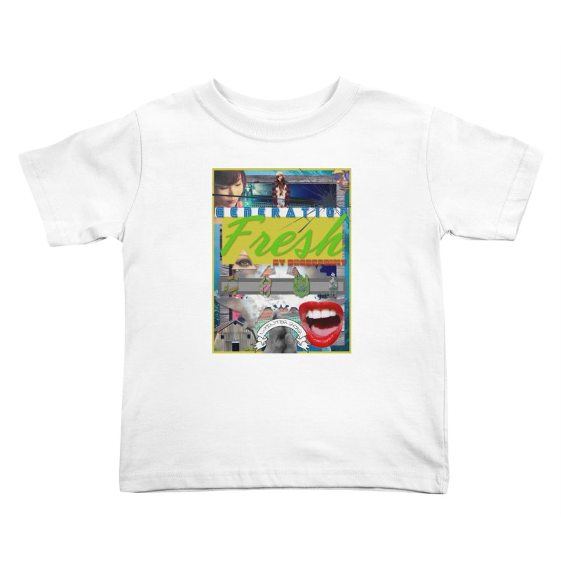 GENERATION Fresh! Kids Toddler T-Shirt by Shadeprint's Artist Shop