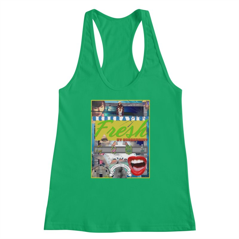 GENERATION Fresh! Women's Tank by Shadeprint's Artist Shop