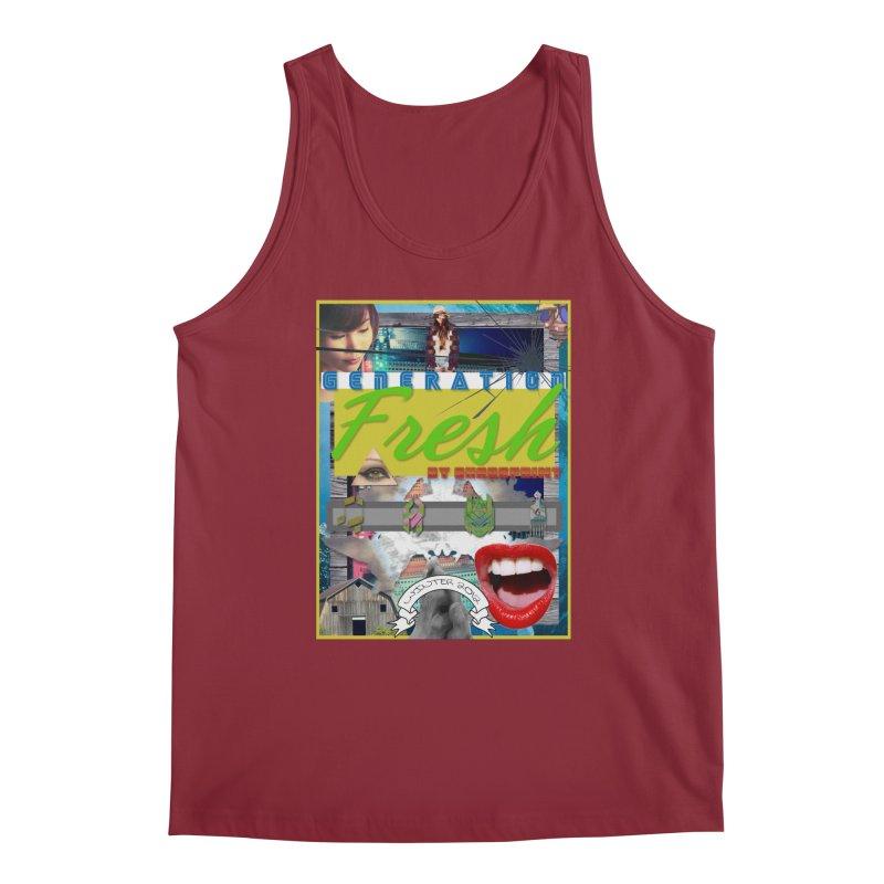 GENERATION Fresh! Men's Tank by Shadeprint's Artist Shop