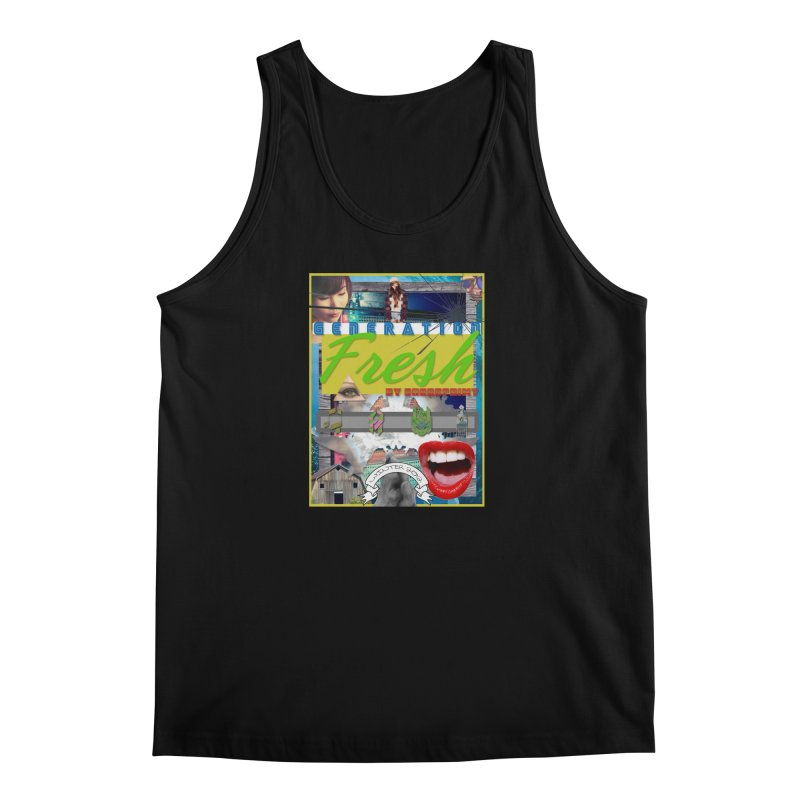 GENERATION Fresh! Men's Regular Tank by Shadeprint's Artist Shop