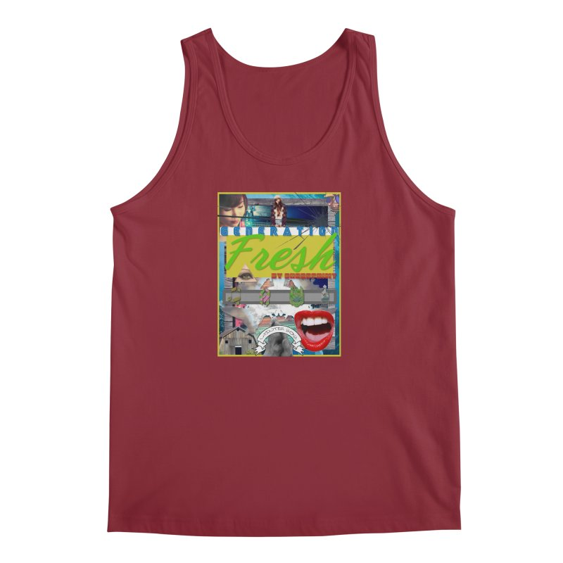 GENERATION Fresh! Men's Tank by Shadeprint's Artist Shop