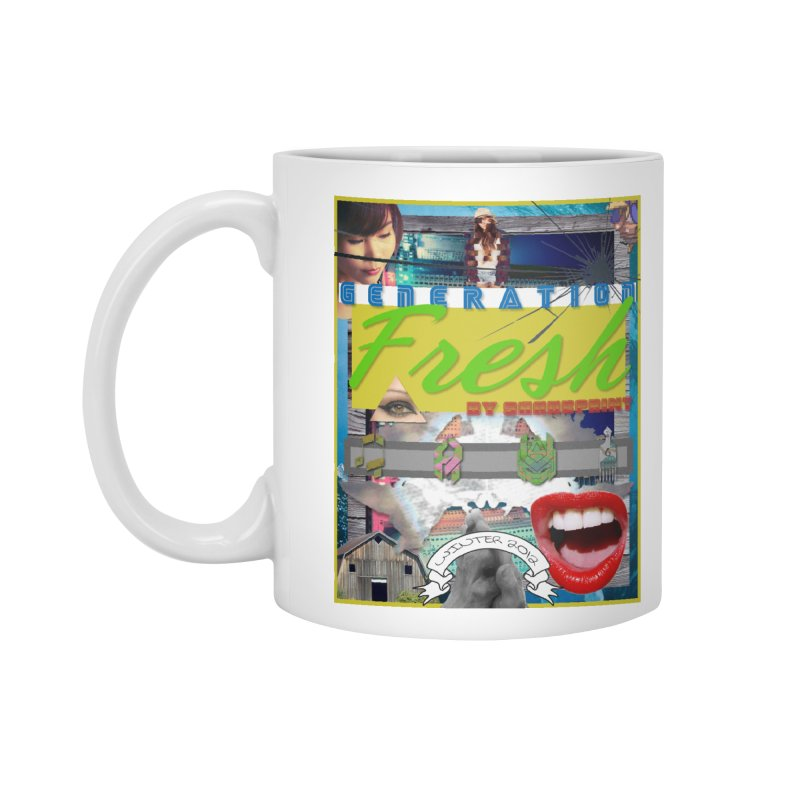 GENERATION Fresh! Accessories Standard Mug by Shadeprint's Artist Shop