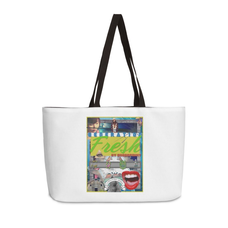 GENERATION Fresh! Accessories Bag by Shadeprint's Artist Shop