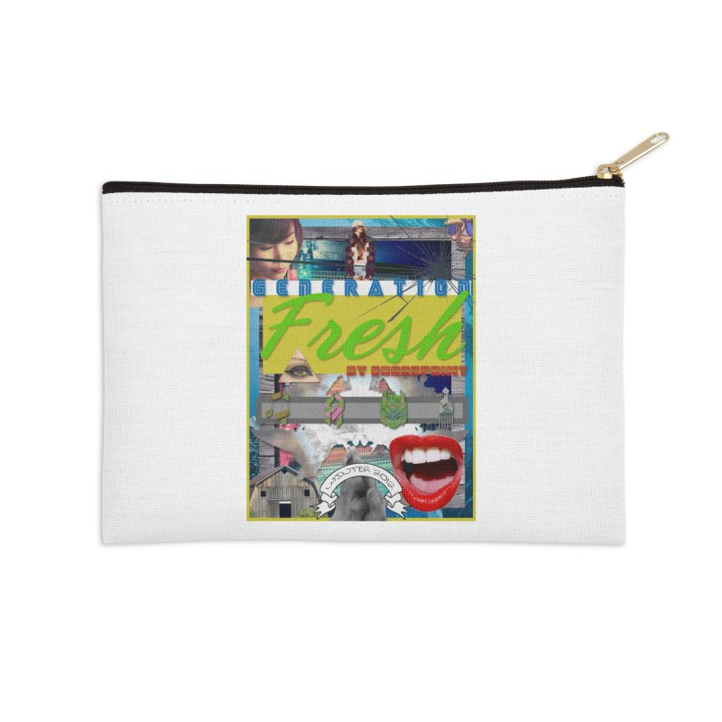 GENERATION Fresh! Accessories Zip Pouch by SHADEPRINT.DESIGN