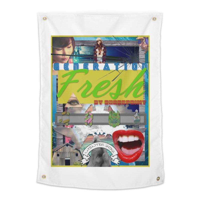 GENERATION Fresh! Home Tapestry by SHADEPRINT.DESIGN