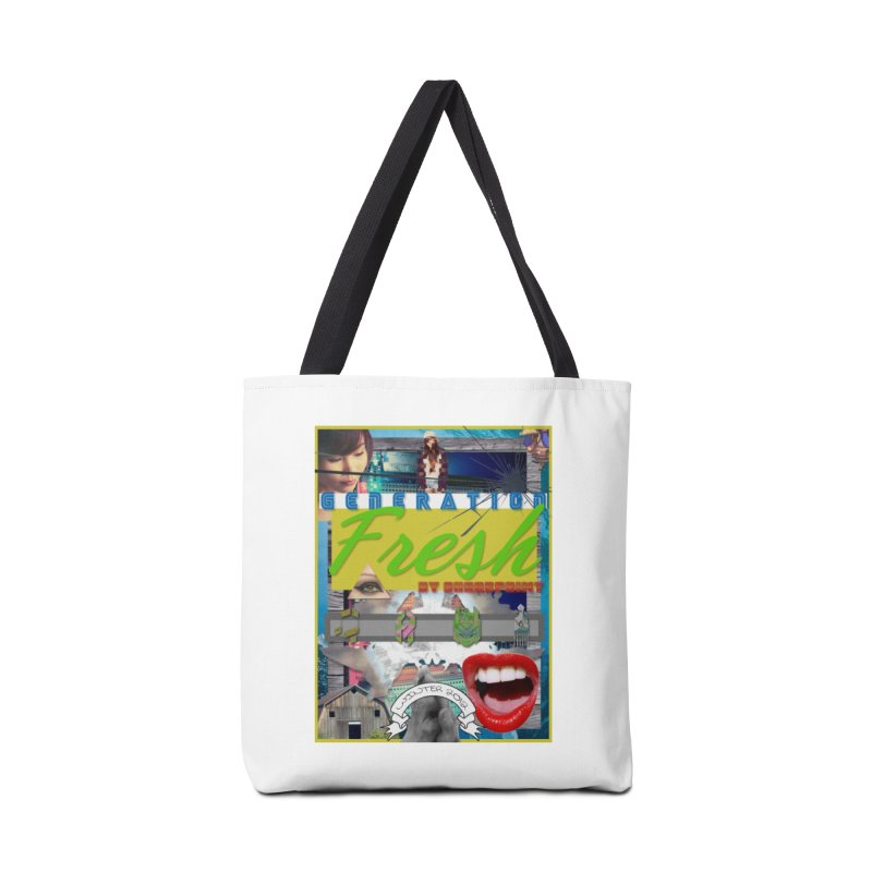 GENERATION Fresh! Accessories Tote Bag Bag by Shadeprint's Artist Shop