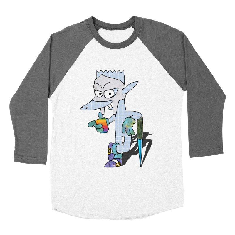 Lil' Qurt [unseen] Women's Longsleeve T-Shirt by Shadeprint's Artist Shop