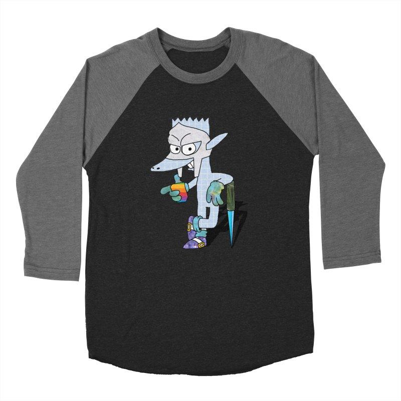 Lil' Qurt [unseen] Men's Longsleeve T-Shirt by Shadeprint's Artist Shop