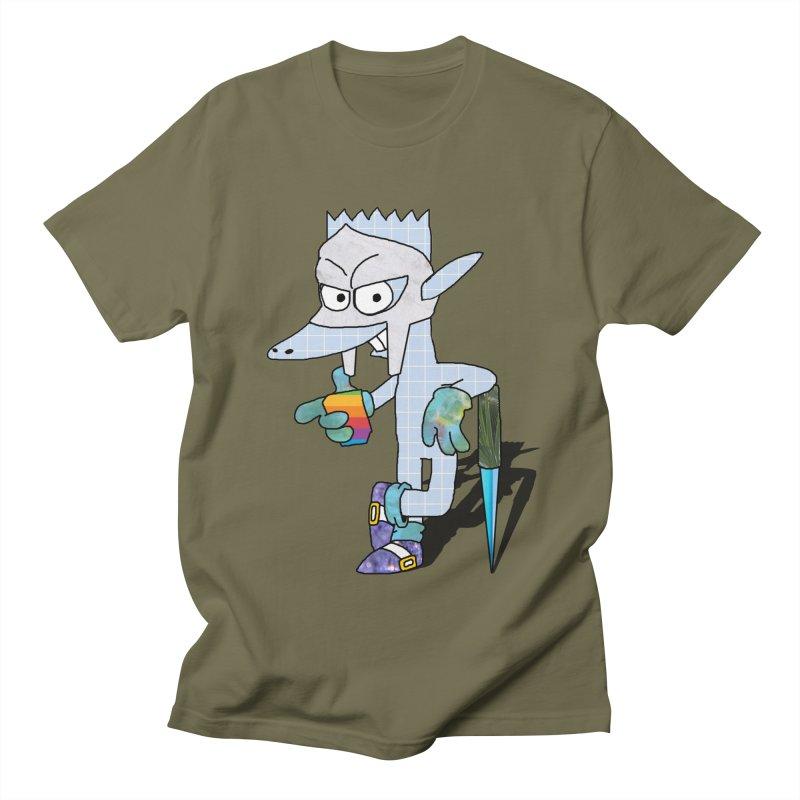 Lil' Qurt [unseen] Women's Regular Unisex T-Shirt by Shadeprint's Artist Shop