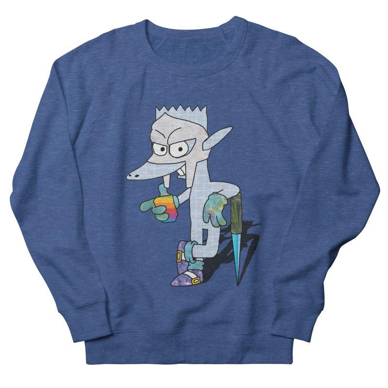 Lil' Qurt [unseen] Men's Sweatshirt by Shadeprint's Artist Shop