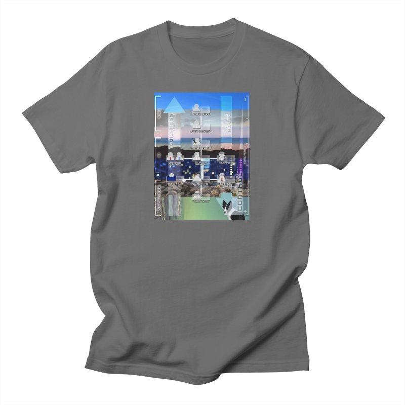 = Mind Factory = Men's T-Shirt by SHADEPRINT.DESIGN