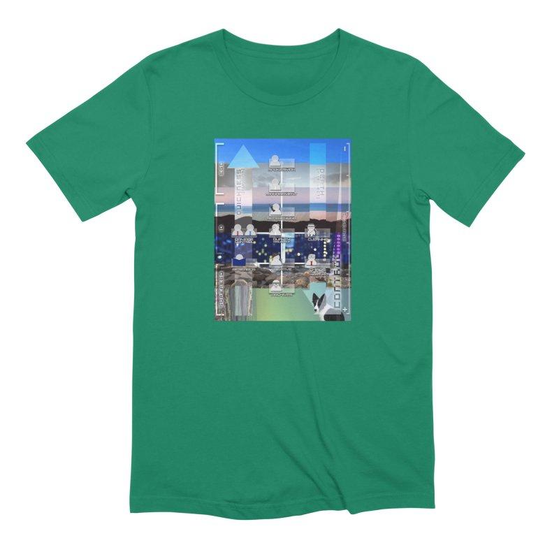 = Mind Factory = Men's Extra Soft T-Shirt by Shadeprint's Artist Shop