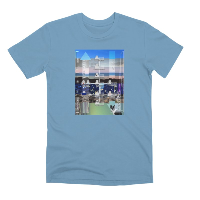 = Mind Factory = Men's Premium T-Shirt by Shadeprint's Artist Shop