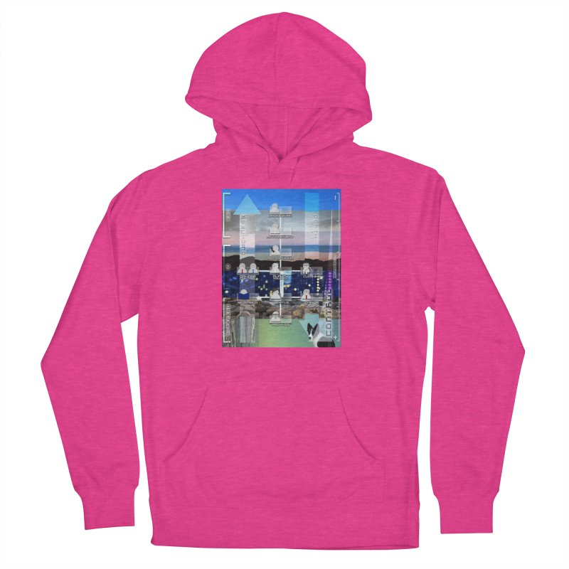 = Mind Factory = Women's French Terry Pullover Hoody by Shadeprint's Artist Shop