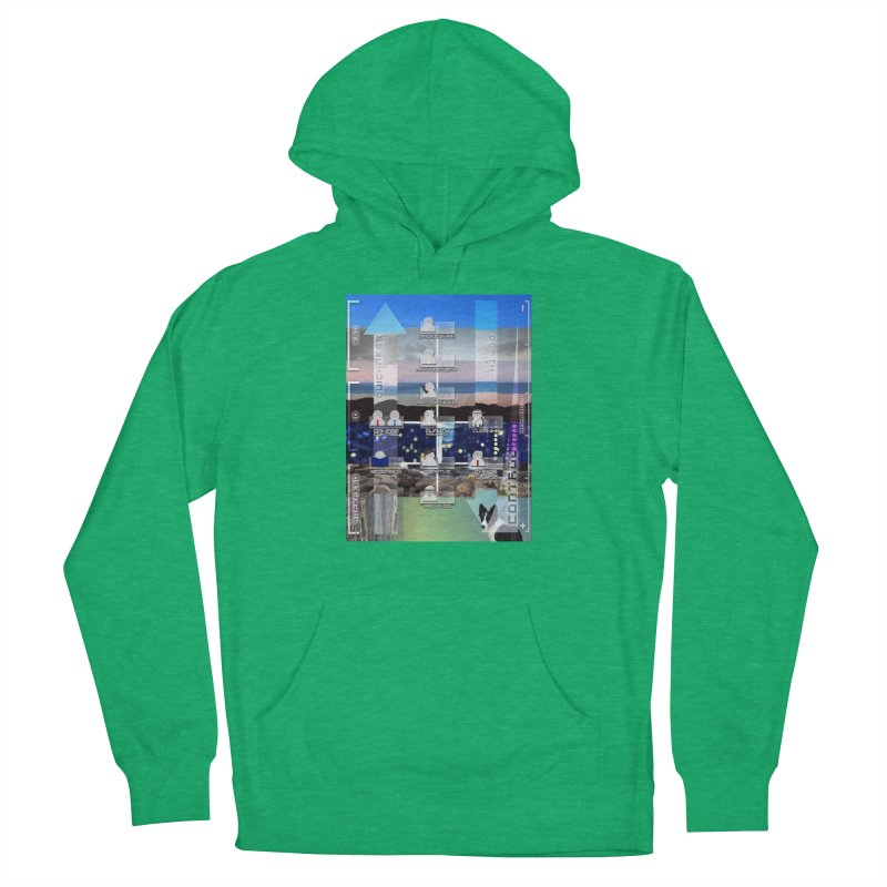 = Mind Factory = Men's French Terry Pullover Hoody by Shadeprint's Artist Shop