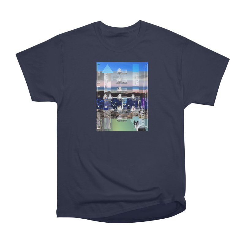 = Mind Factory = Women's Heavyweight Unisex T-Shirt by Shadeprint's Artist Shop