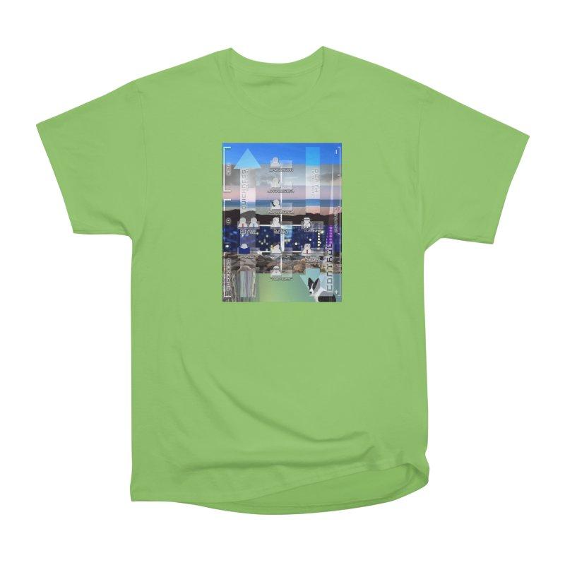 = Mind Factory = Men's Heavyweight T-Shirt by Shadeprint's Artist Shop