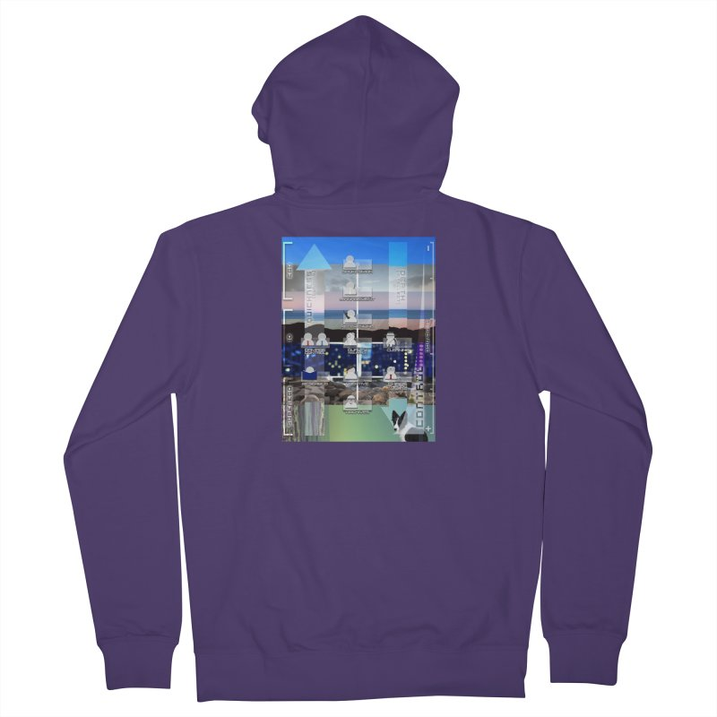= Mind Factory = Women's French Terry Zip-Up Hoody by Shadeprint's Artist Shop