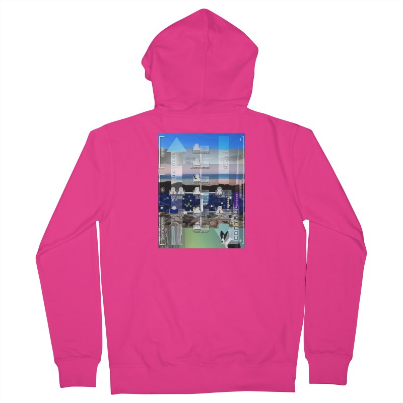 = Mind Factory = Men's French Terry Zip-Up Hoody by Shadeprint's Artist Shop