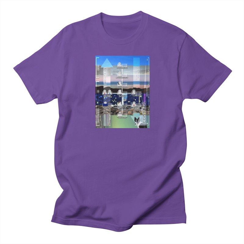 = Mind Factory = Men's Regular T-Shirt by Shadeprint's Artist Shop
