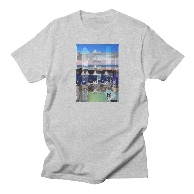 = Mind Factory = Men's T-Shirt by Shadeprint's Artist Shop